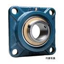 FYH UKF324 ピローブロック 角フランジ形ユニット 給油式 テーパー穴