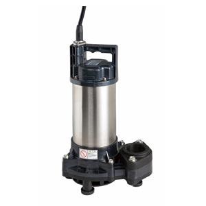 荏原 ポンプ エバラ 汚水・雑排水用ポンプ 50DWS6.4B 水中ポンプ 60Hz 三相0.4kw DWS型