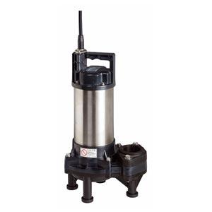 荏原 ポンプ エバラ 汚水・汚物用ポンプ 50DWV6.4B 水中ポンプ 60Hz 三相0.4kw DWV型