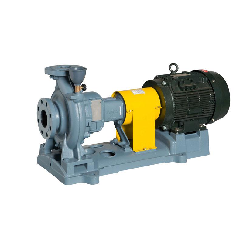 エバラ/荏原 ポンプ 60Hz 【100X80FS2G618BE】陸上ポンプ 片吸込み渦巻きポンプ FS型