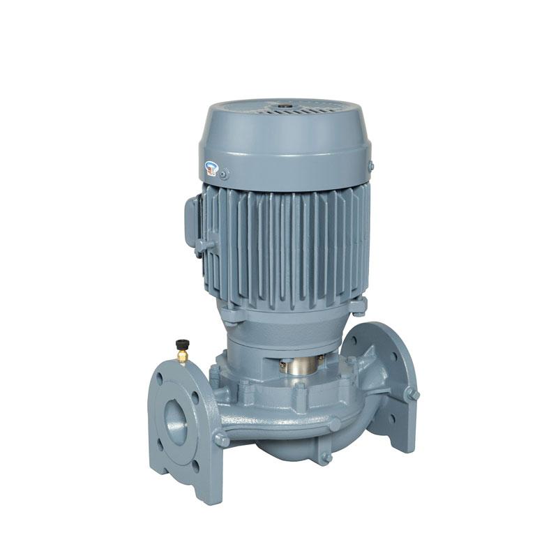 エバラ/荏原 ポンプ 60Hz 【40LPD61.5E】ラインポンプ 陸上ポンプ 循環ポンプ LPD型