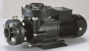 三相電機 マグネットポンプ PMD-4033A2X ケミカル・海水用 フランジ接続 口径40A 出力400W(50Hz) 三相200V PMD型 屋内