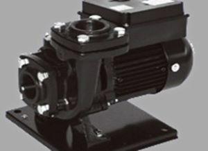 三相電機 鋳鉄製床置式循環ポンプ 40PHZ-4023A 鋳鉄製・冷温水用 口径40A(1 1/2B) 出力400W(50Hz) 三相200V PHZ型 屋外