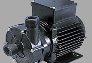 三相電機 マグネットポンプ PMD-1563B2F ケミカル・海水用 ホース接続 口径26A 出力120/160W(50/60Hz) 三相200V PMD型 屋内