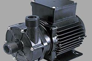三相電機 マグネットポンプ PMD-1562B2F ケミカル・海水用・単相200V仕様 ホース接続 口径26A 出力120/160W(50/60Hz) 単相200V PMD型 屋内
