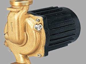 三相電機 砲金製ラインポンプ PMG-61B マグネットカップリング・超低騒音タイプ ユニオン接続口径20A(3/4B) 出力50/65W(50/60Hz) 単相100V PMG型 屋内