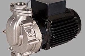 三相電機 ステンレス製ラインポンプ PBM-1511B 全閉モータ・マグネットカップリング・高耐圧タイプ 口径25A(1B) 出力120/200W(50/60Hz) 単相100V PBM型 屋外