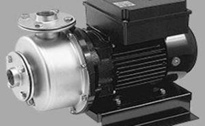 三相電機 ステンレス製循環ポンプ PHSZ-4033B 清水用 口径40A(1 1/2B) 出力400W(60Hz) 三相200V PHSZ型 屋外