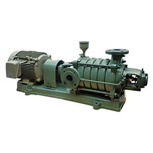 【5%OFF】 テラル(TERAL) ポンプ 多段渦巻ポンプ M65-6-2-e-60Hz 60Hz M型 多段直結形 三相200V 15kW グランドパッキン, ボックスバンク bdefb440