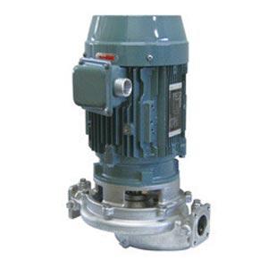 テラル(TERAL) ポンプ ラインポンプ SLP2-50-51.5-e 50Hz SLP2型 モートル形 三相200V 1.5kW メカニカルシール