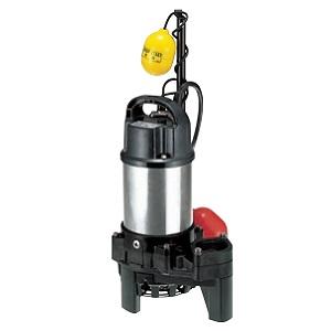 鶴見製作所(ツルミポンプ) 水中ハイスピンポンプ 50PNA21.5-60HZ 雑排水用 PN型 自動形 1.5kW 三相200V 60Hz