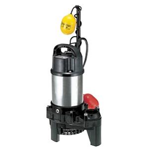 汚水用 三相200V 自動形 鶴見製作所(ツルミポンプ) 水中うず巻ポンプ 60Hz 50PSFA2.75-60HZ PSF型 0.75kW