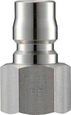 CTL16PF3 ナック クイックカップリング TL型 ステンレス製 オネジ取付用