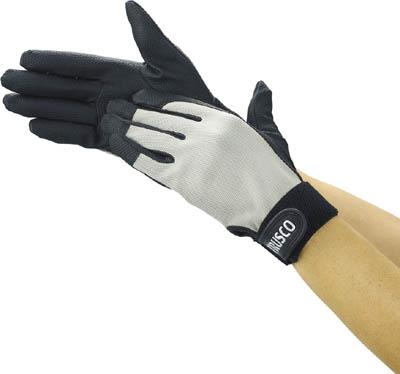11 000円 税込 以上で送料無料 沖縄 離島を除く 開店記念セール TPUG-G-M グレー TRUSCO 2020 新作 PU厚手手袋 Mサイズ