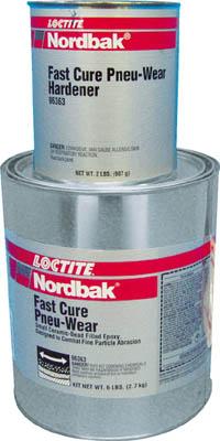 PWF-2.7 ロックタイト ノードバック 耐磨耗剤 速硬化 PWF 2.7kg