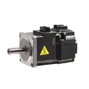 三菱電機(ミツビシ)サーボモータ HG-MR053B ACサーボMR-J4シリーズ 電磁ブレーキ付 3000rpm 0.05kW-AC200V