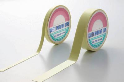 364001 緑十字 「超」高輝度蓄光テープ 10mm幅×5m PET