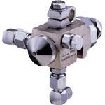 MS-8A-3.0 扶桑 ルミナ自動スプレーガンMS-8A-3.0φ3.0 広角丸吹き・高粘度液用(運賃別途必要)