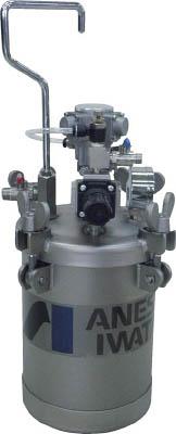 COT-3M アネスト岩田 加圧タンク(ステンレス製、自動撹拌式) 3リットル(直送元払い・沖縄/離島除く)