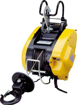 WIM-125A-21 リョービ 電動小型ウインチ マグネットモータ付21m仕様