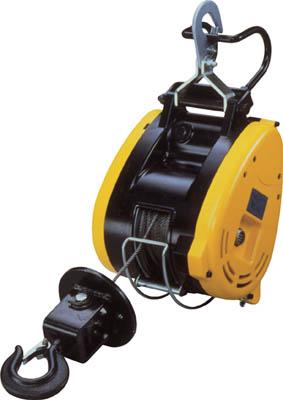 WI-125-21 リョービ 電動小型ウインチ 130kg
