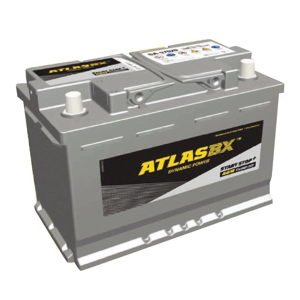 ATLASBX アトラスバッテリーVRLAバッテリー AT-SA58020主な互換品番:580 901 080/EK800-L4BLA-80-L4/AGML4【廃バッテリー無料回収、北海道・東北・沖縄県以外、  ご希望の方、対応いたします】[配送区分:中型30kg]