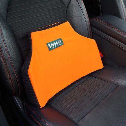 ソフト99 SOFT9902502シートクッション 3Dラウンドバック ボディドクター カリフォルニアオレンジ地域限定(本州・四国・九州)送料無料