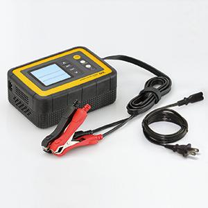 大橋産業 BAL12V 12A バッテリー診断機能付全自動充電器No.2703地域限定(本州・四国・九州)送料無料