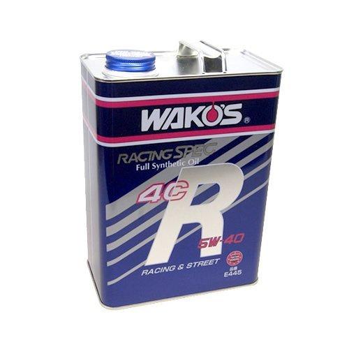 ワコーズ WAKO'SE4454CR-40 5W-40 4L[配送区分:小型20kg]