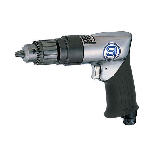 信濃機販SI-5300A10mmエアードリル[配送区分:小型20kg]