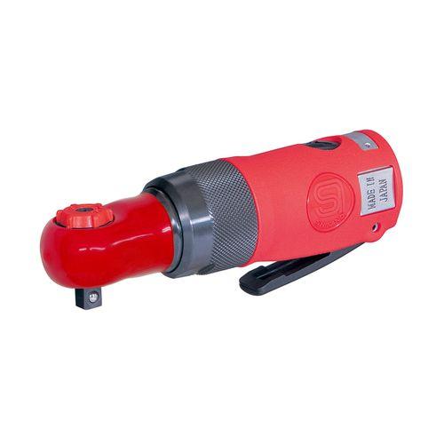 信濃機販SI-1107A6.35mm角ポケットラチェットレンチ[配送区分:小型20kg]