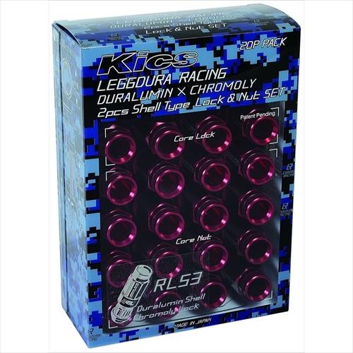 KYO-EI 協永産業RL53-13Rホイールロック&ナット地域限定(本州・四国・九州)送料無料