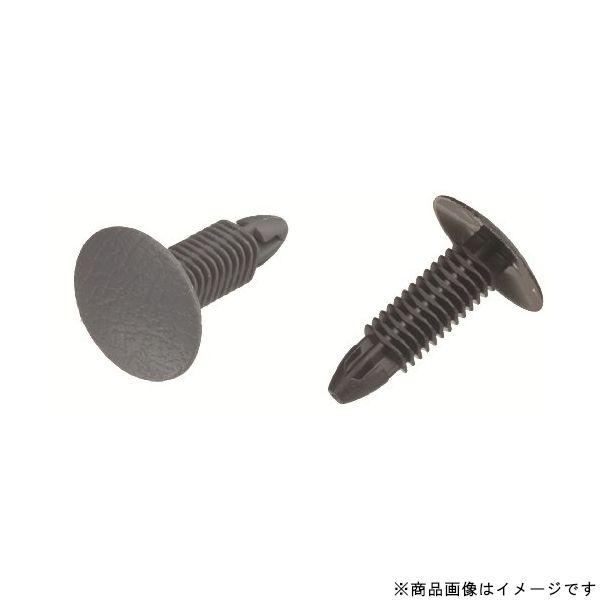 FUJIX フジックスPTF1G12Bブラッシュクリップ BK[配送区分:小型20kg]