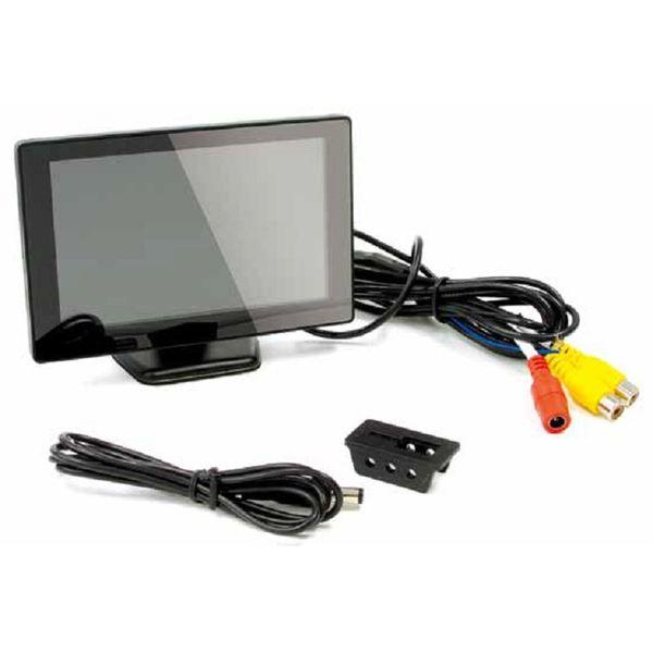 ビートソニック Beat-SonicDPM25インチワイド液晶カラーモニター ビデオ入力2系統 モニター[配送区分:小型20kg]