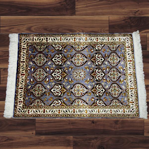 アクアドリーム AQUA DREAMFC-911カシミールシルク絨毯シルク100% 64cmx89cm
