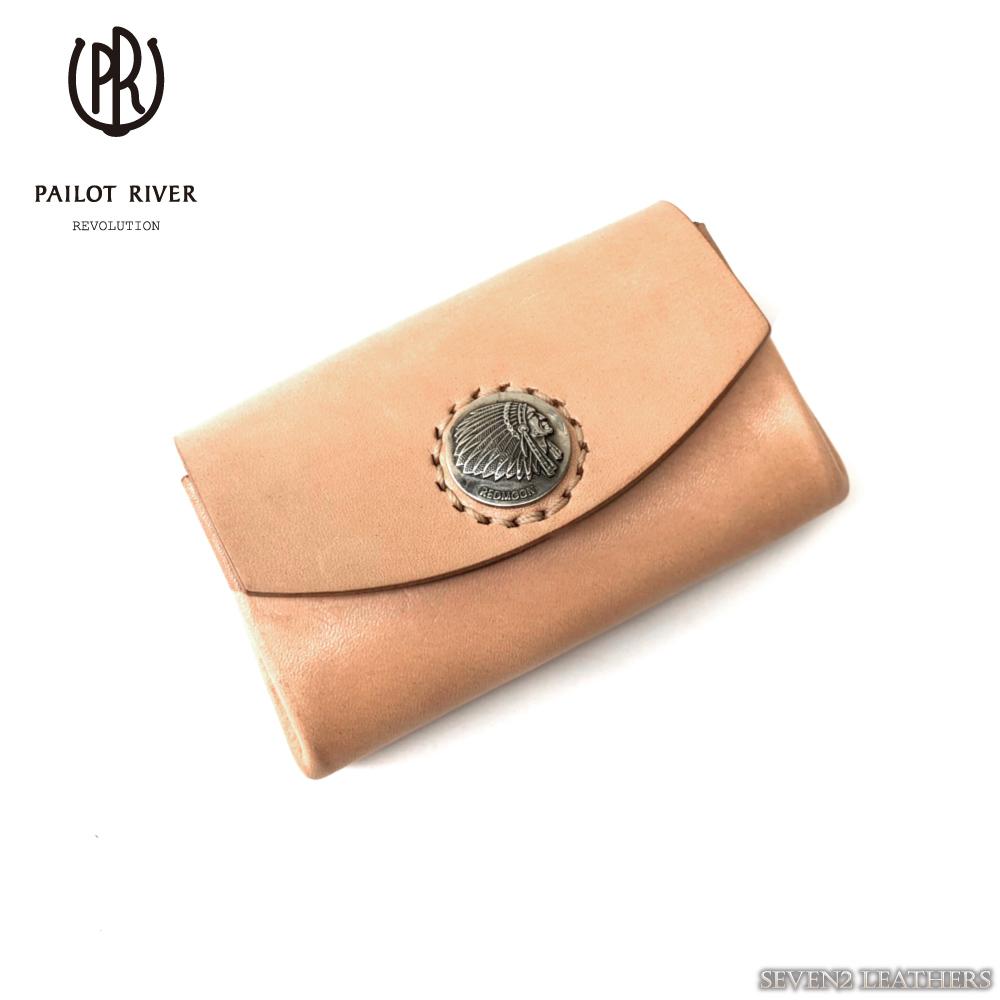 【ポイント10倍&送料無料】パイロットリバー PAILOT RIVER コインケース 本革 ミニウォレット カードケース 小さい財布 メンズ レディース 日本製 pr-hcc-z