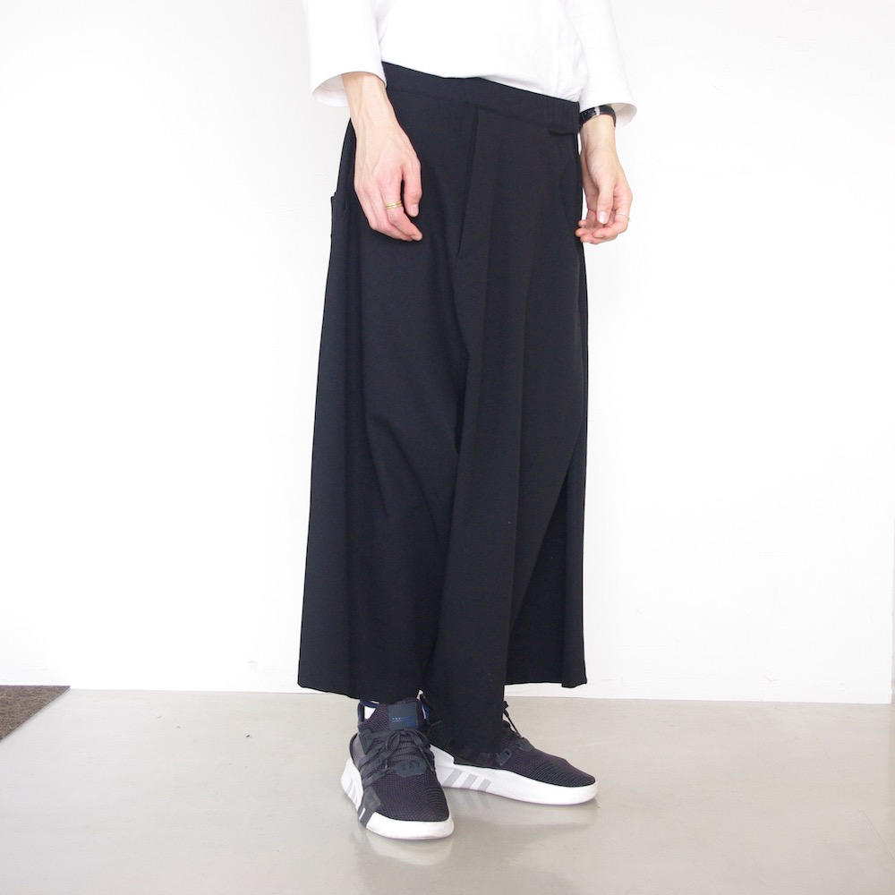 riddlemma bp003 パンツ ドメスティック ブラック デザイナー メンズファッション おしゃれ 国産 フリーサイズ riddlemma bp003 【ladys】