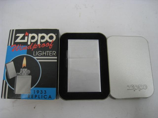 【新品 ジッポー Zippo】1998年製 平成10年 Zippo ジッポー 平成10年 1933レプリカファースト オイルライター シルバー, イ草屋さん コタツ屋さん:0830f715 --- officewill.xsrv.jp