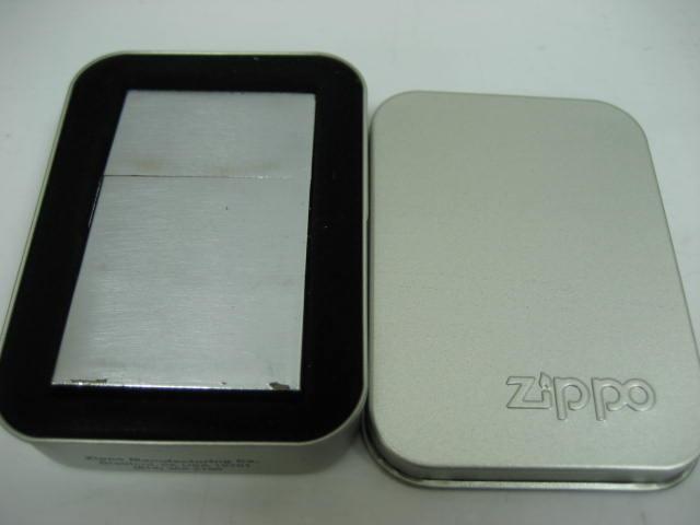 【中古】1988年製 昭和63年 ZIPPO ジッポー 初期レプリカ 復刻初年度 1932 REPLICA オイル ライター シルバー ヘアーライン サイド4面鏡面 レプリカ FIRST ファースト