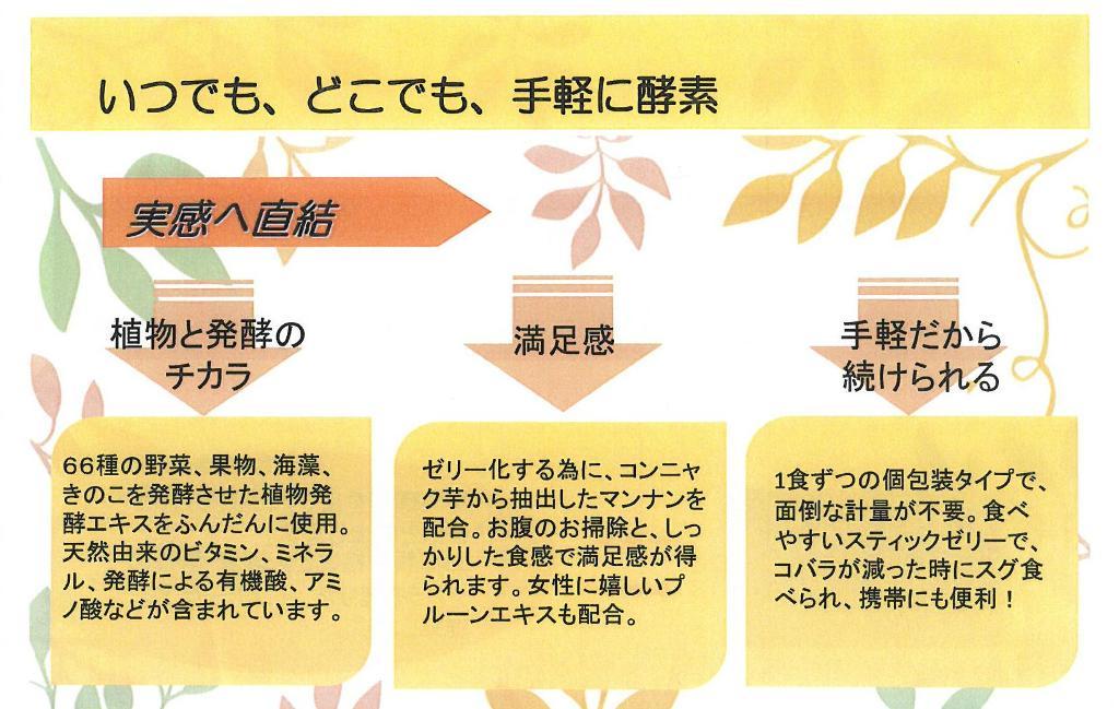 植物エキス発酵食品青汁はちみつ