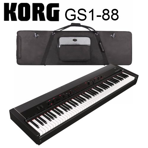 KORG GS1-88 Grandstage STAGE PIANO【キーボードケースプレゼント】[88鍵][コルグ][ステージピアノ]