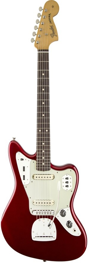 Fender Classic Player Jaguar Special CAR (Candy Apple Red) 【フェンダー】【ジャガー】