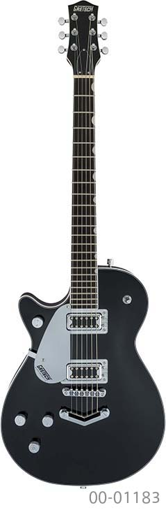 Gretsch(グレッチ) / G5230LH Electromatic Jet FT Single-Cut with V-Stoptail, Left-Handed(カラー:ブラック)【レフティ】