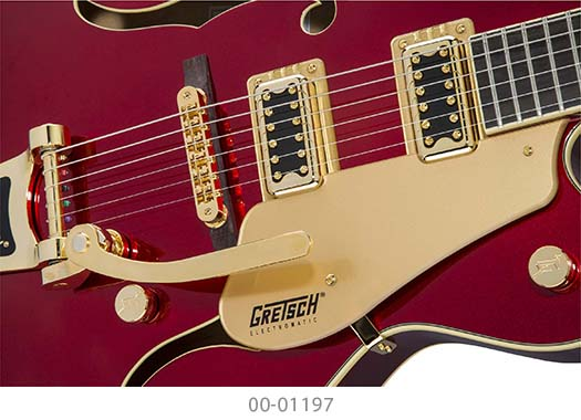 Gretsch(グレッチ) / G5420TG Limited Edition Electromatic Single-Cut Hollow Body with Bigsby[カラー:Candy Apple Red]