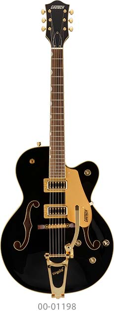 Gretsch(グレッチ) / G5420TG-FSR Electromatic Hollow Body Single-Cut with Bigsby[カラー:ブラック]
