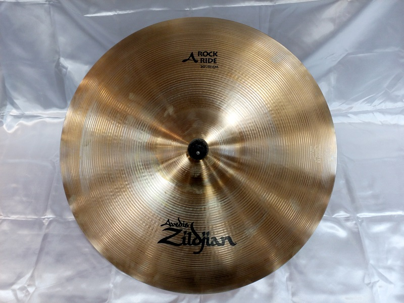A.Zildjian ROCK RIDE 20
