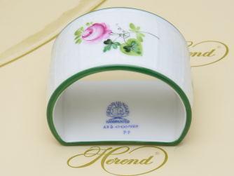 ヘレンドVRH(ヘレンドのウィーンのバラ) (00273)ナプキンリング洋食器 陶磁器HEREND ハンガリー