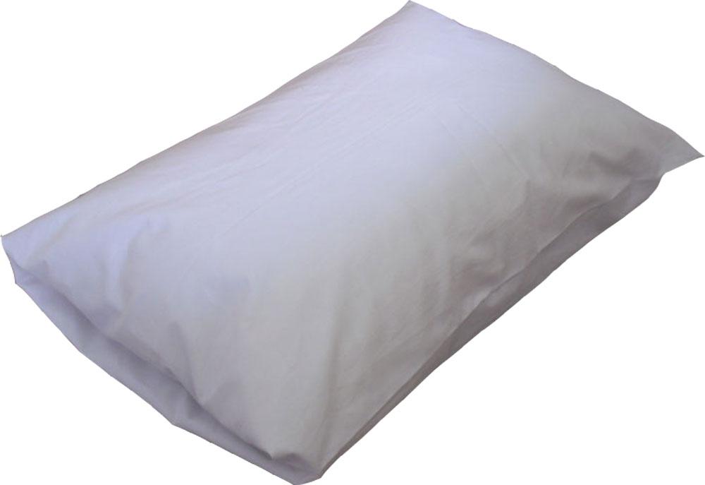 【業務用】【送料無料】綿100% ピロケース 白 51×90cm 200枚単位