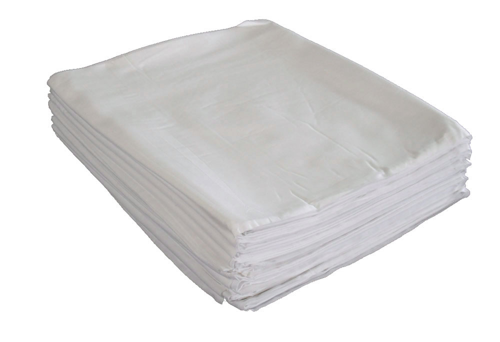 【業務用】綿100% シーツ 160×280cm 白 10枚単位