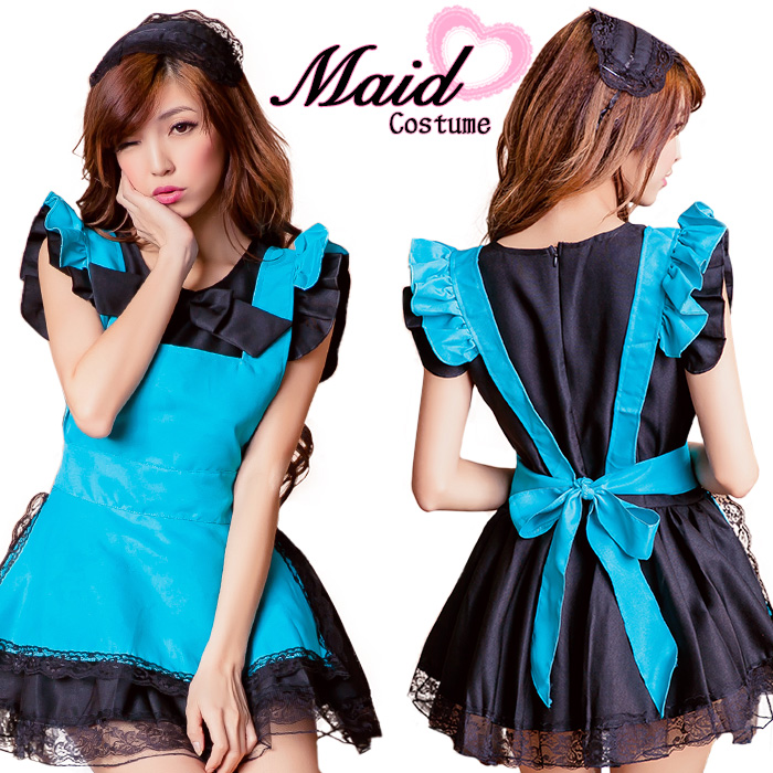 cosplay costumes vocaloid hatsune miku made clothes lolita style cosplay dress vocaloid race maid dress halloween costume anime anime anime costumes cannot